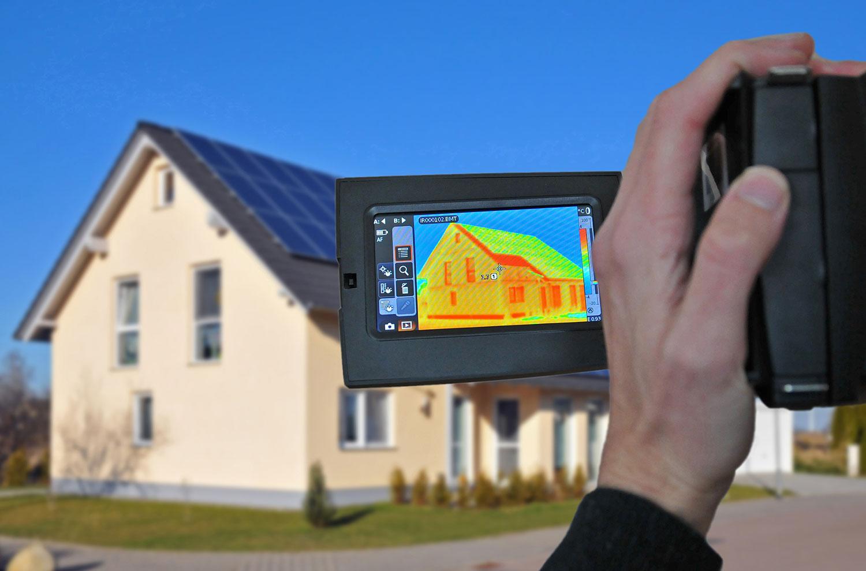Gebäude Thermografie – GEO Energie Ostalb