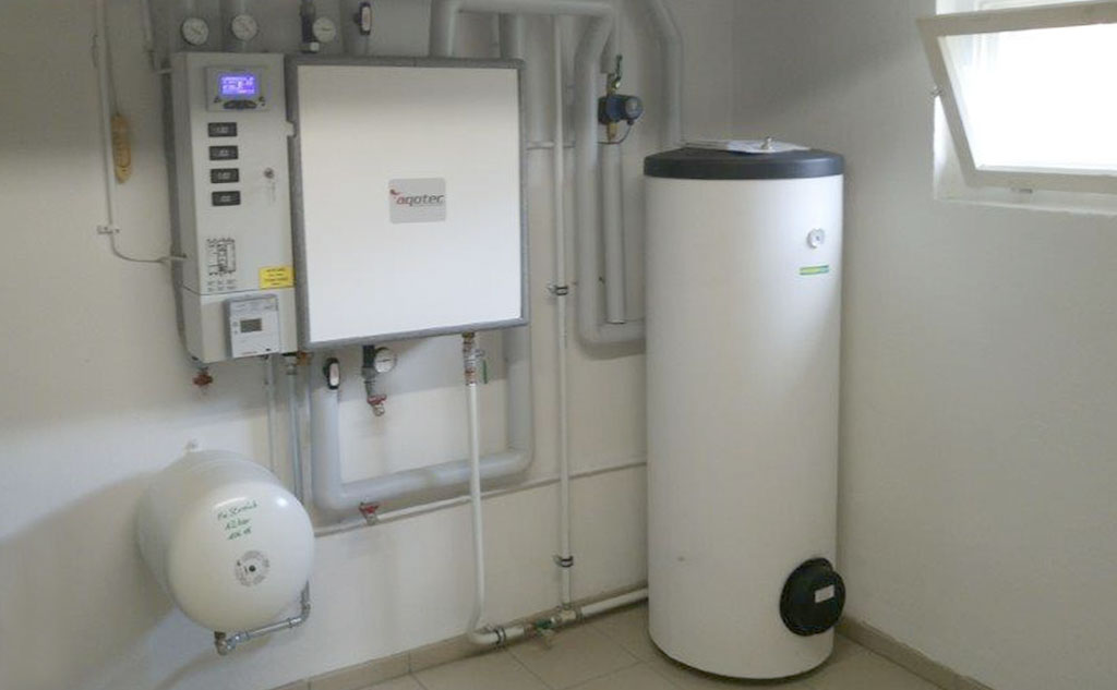 Nahwärme Heubach Hausanschluss – GEO Energie Ostalb