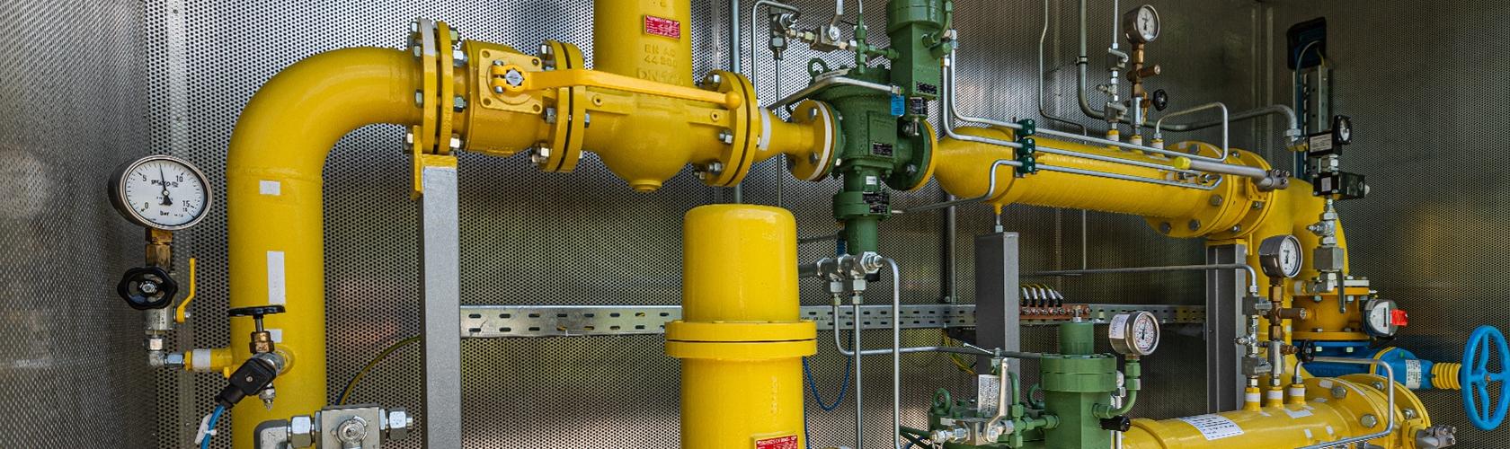 Gasnetz bei GEO Energie Ostalb